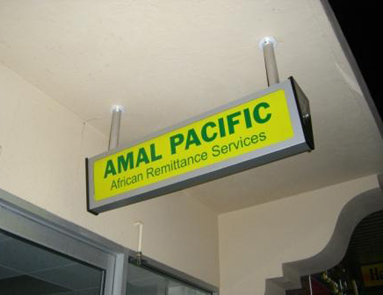 Under Awning Hanging Signs Gallery Jp Signs Brisbane